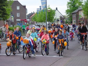Queensday optocht